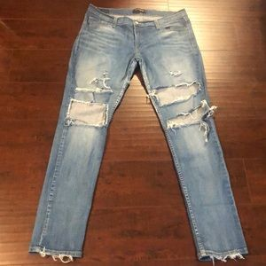 Levi's Superlow Distressed By AISLE_20